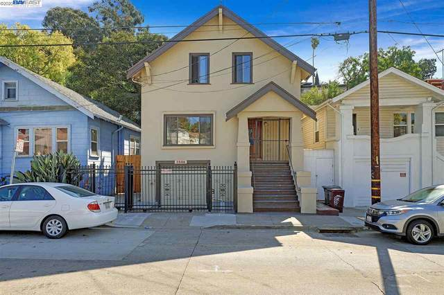 2546 14Th Ave, Oakland, CA 94606 (#BE40926122) :: Strock Real Estate