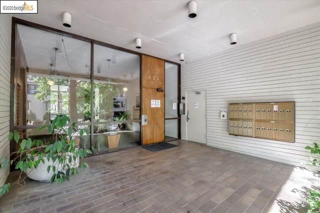 625 El Dorado Ave 105, Oakland, CA 94611 (#EB40926132) :: The Goss Real Estate Group, Keller Williams Bay Area Estates