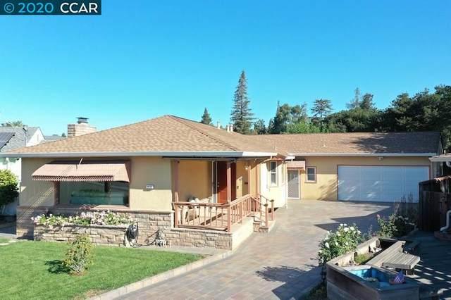 4032 Stevens St, Castro Valley, CA 94546 (#CC40925635) :: The Goss Real Estate Group, Keller Williams Bay Area Estates