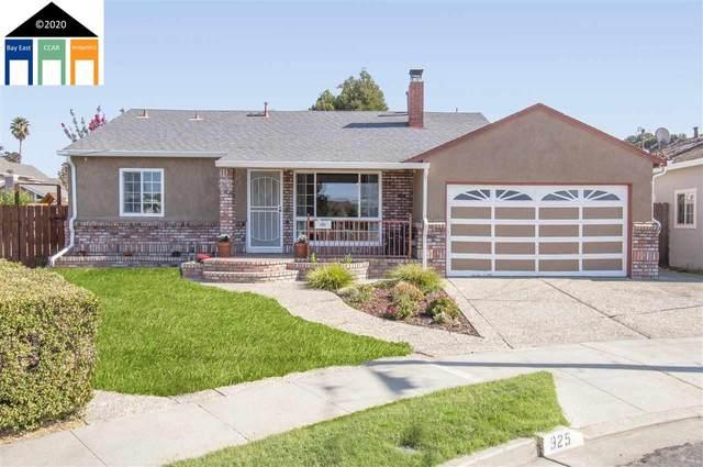 925 Oakwood, Hayward, CA 94541 (#MR40926156) :: Robert Balina | Synergize Realty