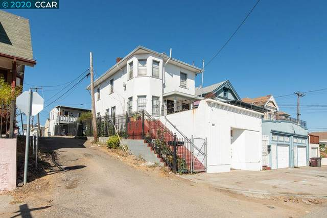 1631 22Nd Ave, Oakland, CA 94606 (#CC40926153) :: Intero Real Estate