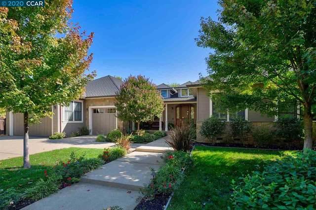 1821 Glenhaven Ave, Walnut Creek, CA 94595 (#CC40925232) :: The Goss Real Estate Group, Keller Williams Bay Area Estates