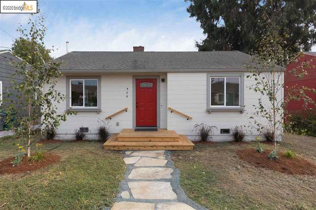 906 Bataan Ave, Berkeley, CA 94710 (#EB40926164) :: Strock Real Estate