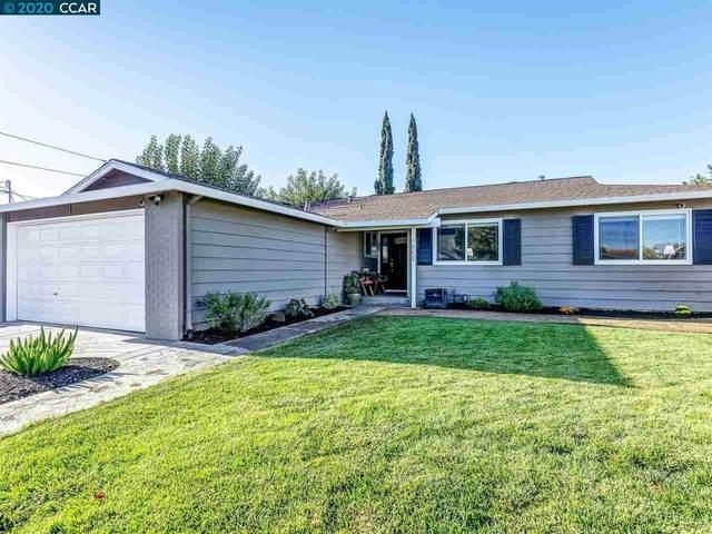 1857 Elkwood Dr, Concord, CA 94519 (#CC40925787) :: Intero Real Estate