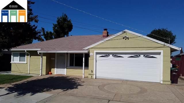 697 Longwood Ave, Hayward, CA 94541 (#MR40926214) :: Strock Real Estate
