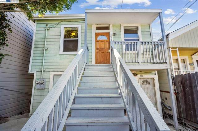 2121 E 21St St, Oakland, CA 94606 (#BE40925803) :: Intero Real Estate