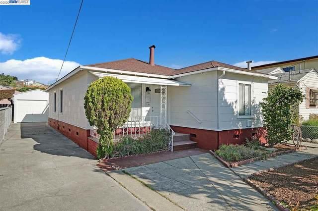 6115 Sutter Avenue, Richmond, CA 94804 (#BE40926219) :: The Goss Real Estate Group, Keller Williams Bay Area Estates