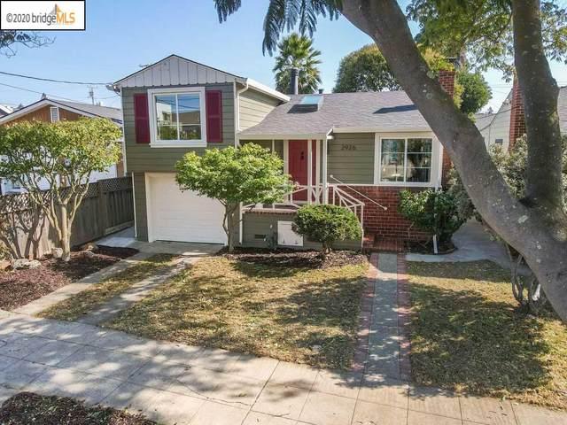 2926 Viola St, Oakland, CA 94619 (#EB40925885) :: The Realty Society