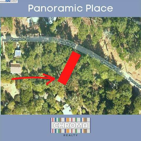53 Panoramic Pl, Oakland, CA 94704 (#BE40926245) :: Schneider Estates
