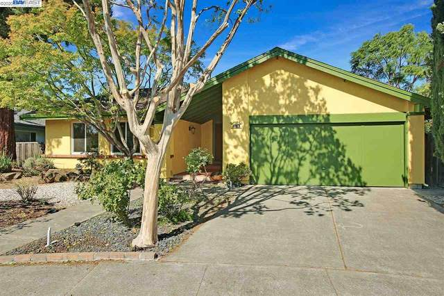 140 Sobrante Ct, Fremont, CA 94536 (#BE40926277) :: The Realty Society