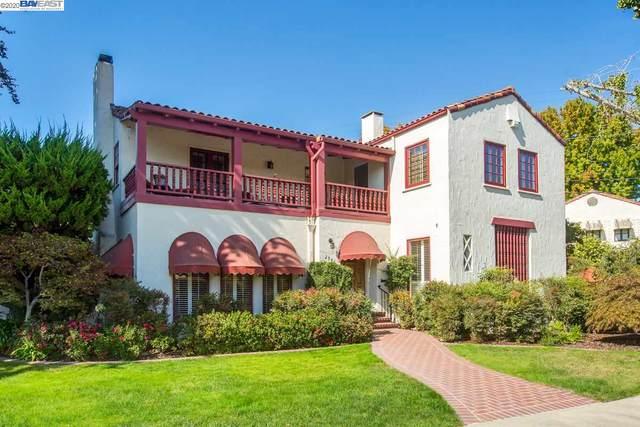 2981 Southwood Dr, Alameda, CA 94501 (#BE40926287) :: Schneider Estates