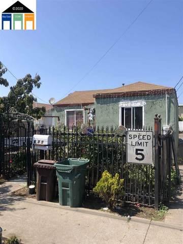 605 Sanford Ave, Richmond, CA 94801 (#MR40926302) :: Real Estate Experts