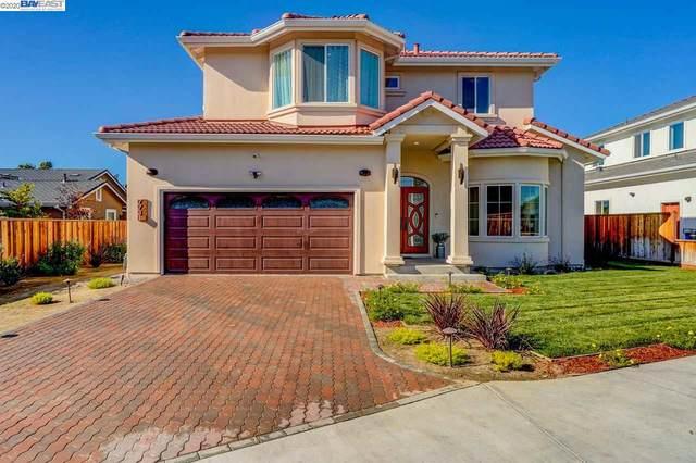 7731 Sunset Ave, Newark, CA 94560 (#BE40925529) :: The Kulda Real Estate Group