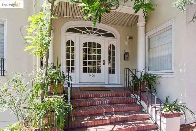1406 Euclid Ave 6, Berkeley, CA 94708 (#EB40926352) :: Intero Real Estate