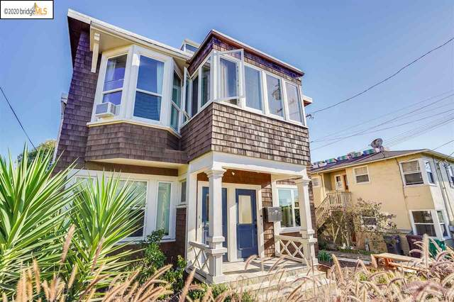 4324 Montgomery St A, Oakland, CA 94611 (#EB40926364) :: The Goss Real Estate Group, Keller Williams Bay Area Estates