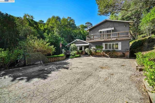 3057 Jordan Rd, Oakland, CA 94602 (#BE40926398) :: Intero Real Estate