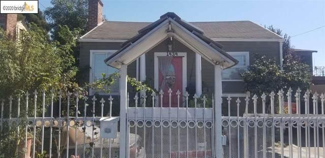 1434 77th Ave, Oakland, CA 94621 (#EB40926399) :: Intero Real Estate