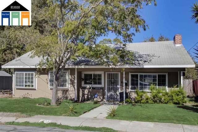 4151 Miflin Ct, El Sobrante, CA 94803 (#MR40926423) :: The Goss Real Estate Group, Keller Williams Bay Area Estates