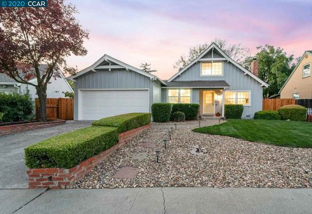 1295 Shakespeare Dr, Concord, CA 94521 (#CC40926425) :: The Realty Society