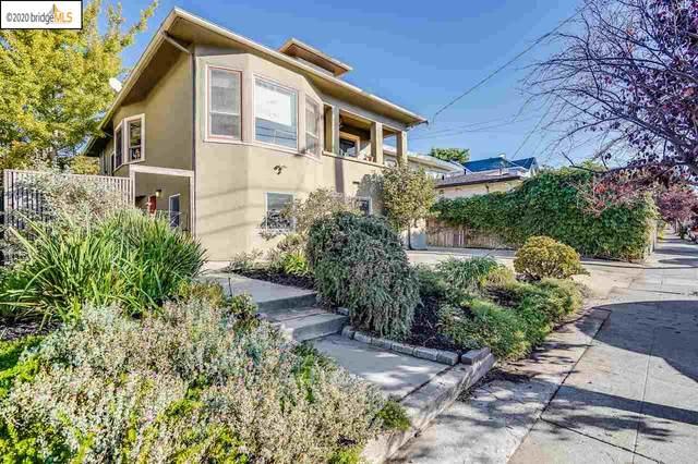 1042 62Nd St, Oakland, CA 94608 (#EB40926085) :: The Goss Real Estate Group, Keller Williams Bay Area Estates