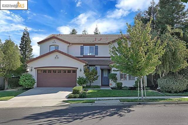 2602 St Andrews Dr, Brentwood, CA 94513 (#EB40926439) :: The Realty Society