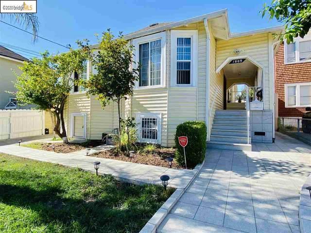 1809 Irving Ave, Oakland, CA 94601 (#EB40926443) :: Intero Real Estate