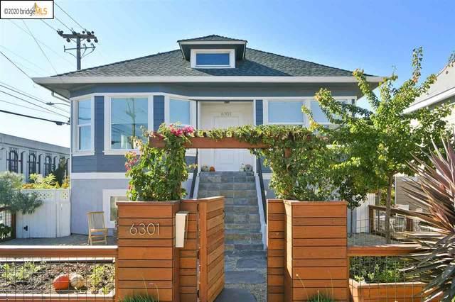 6301 Herzog, Oakland, CA 94608 (#EB40926453) :: The Goss Real Estate Group, Keller Williams Bay Area Estates
