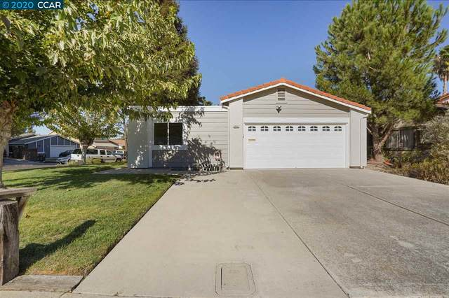 2440 Redwood Dr, Antioch, CA 94509 (#CC40926454) :: The Goss Real Estate Group, Keller Williams Bay Area Estates