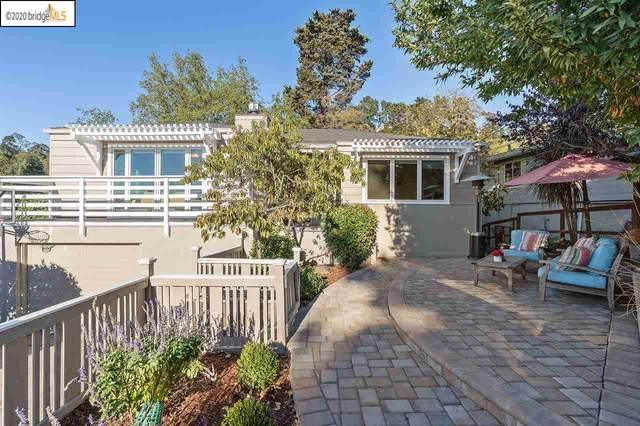 5601 Castle Dr, Oakland, CA 94611 (#EB40926293) :: Intero Real Estate