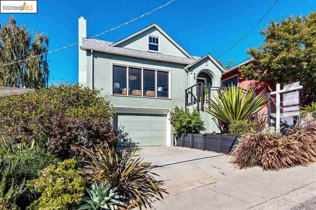 969 Warfield Ave, Oakland, CA 94610 (#EB40926462) :: The Kulda Real Estate Group