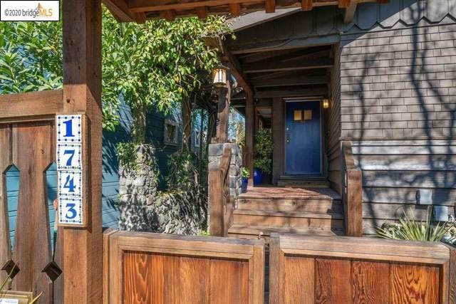 1743 Cedar St, Berkeley, CA 94703 (#EB40926007) :: The Goss Real Estate Group, Keller Williams Bay Area Estates