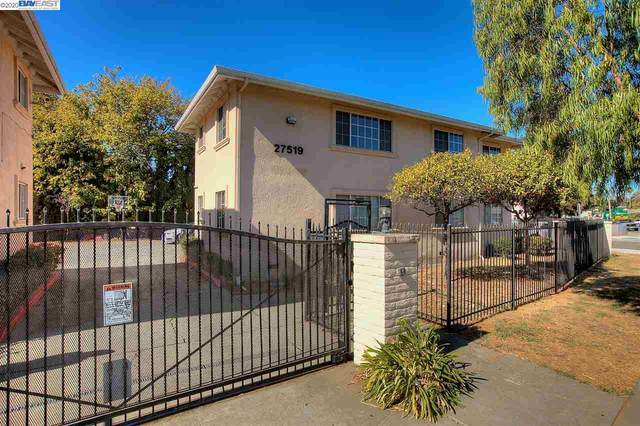 27519 Tyrrell Ave C, Hayward, CA 94544 (#BE40926489) :: Intero Real Estate
