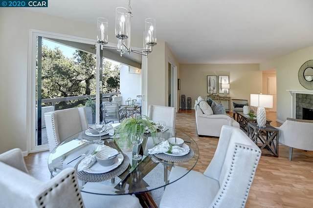 3425 Terra Granada Dr 1A, Walnut Creek, CA 94595 (#CC40926490) :: The Kulda Real Estate Group