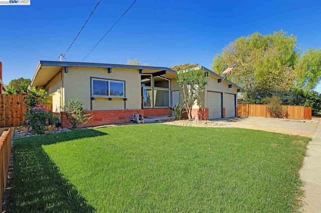 225 Jensen Way, Livermore, CA 94550 (#BE40926222) :: The Realty Society
