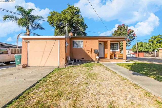26203 Underwood Avenue, Hayward, CA 94544 (#BE40926546) :: The Realty Society