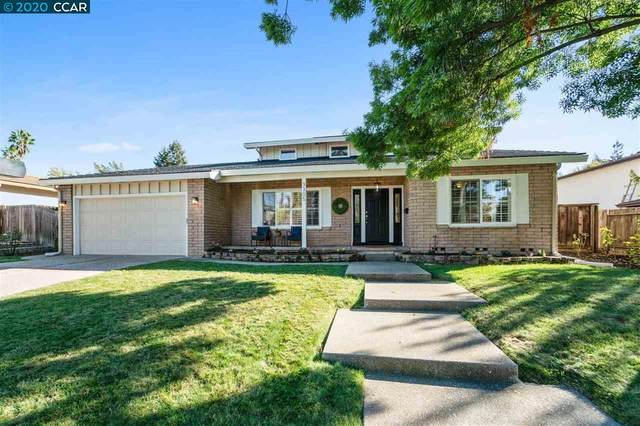 3305 Inverness Dr, Walnut Creek, CA 94598 (#CC40926566) :: The Realty Society
