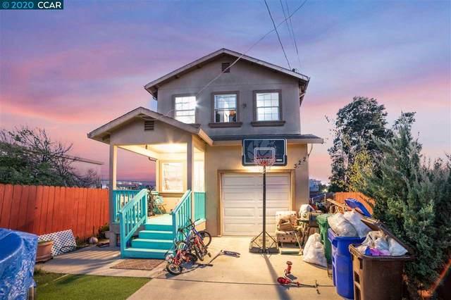 322 Willard Ave, Richmond, CA 94801 (#CC40926568) :: Strock Real Estate