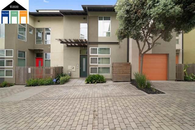 16 Ambler Ln, Oakland, CA 94608 (#MR40926611) :: The Realty Society