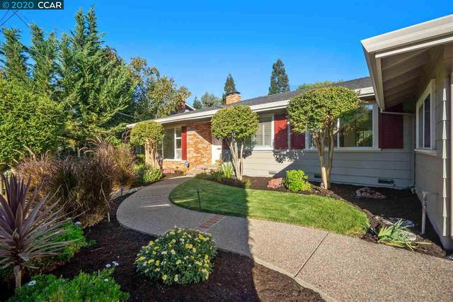 844 Spring Dr, Walnut Creek, CA 94598 (#CC40926620) :: The Goss Real Estate Group, Keller Williams Bay Area Estates