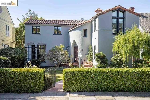 75 Hazel Ln, Piedmont, CA 94611 (#EB40924130) :: Strock Real Estate