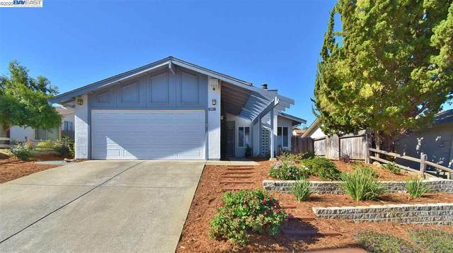 22621 Mossy Rock Dr, Hayward, CA 94541 (#BE40926288) :: The Goss Real Estate Group, Keller Williams Bay Area Estates