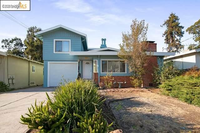 2623 Humboldt Ave, Oakland, CA 94602 (#EB40926632) :: Intero Real Estate