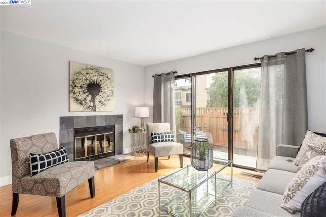 6560 Pioneer Ln 32, Dublin, CA 94568 (#BE40926659) :: Intero Real Estate