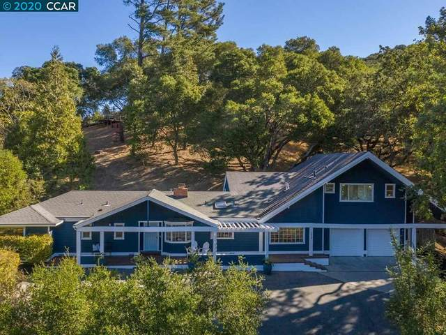 172 Glorietta Blvd., Orinda, CA 94563 (#CC40926674) :: Real Estate Experts