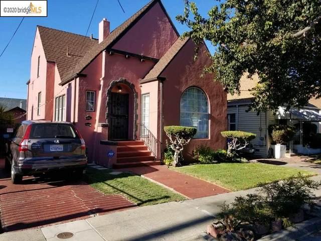 1547 77Th Ave, Oakland, CA 94621 (#EB40926677) :: The Realty Society