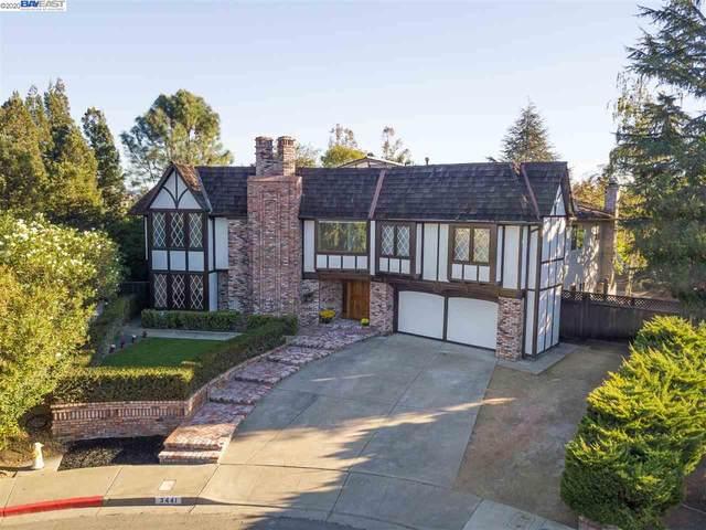 3441 Brandy Court, Pleasanton, CA 94566 (#BE40926681) :: Strock Real Estate