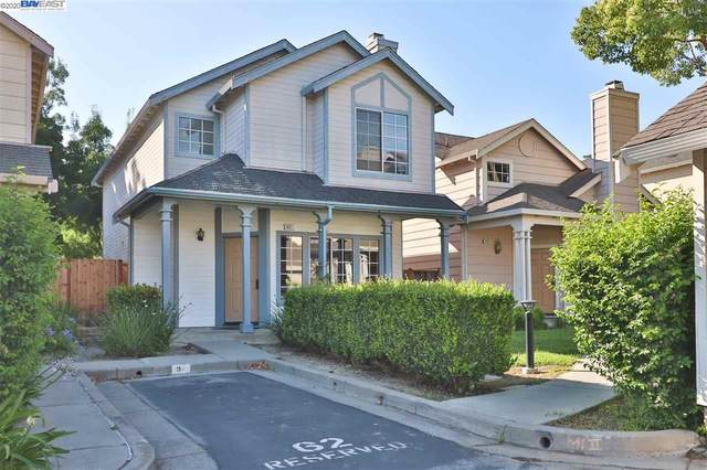 6169 Potrero Dr, Newark, CA 94560 (#BE40926686) :: The Kulda Real Estate Group