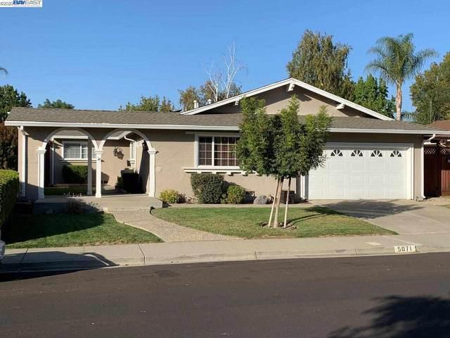 5071 Hummingbird Rd, Pleasanton, CA 94566 (#BE40926731) :: The Realty Society