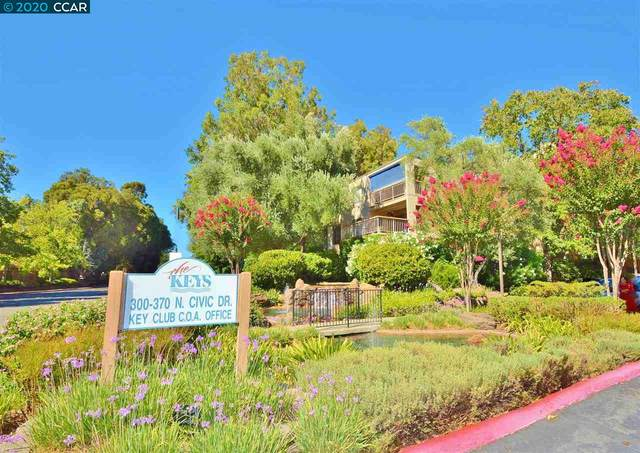 310 N Civic Drive 303, Walnut Creek, CA 94596 (#CC40926735) :: The Kulda Real Estate Group