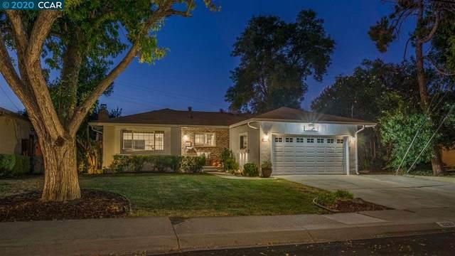 2237 Rockne Dr, Concord, CA 94518 (#CC40926301) :: Intero Real Estate